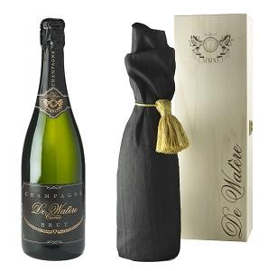 De Watère Champagne Brut Blanc All SML